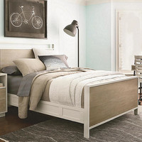Juneau Full Size Panel Bed