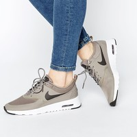 Nike Air Max Thea Grey Trainers at asos.com