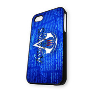 assassin's creed blue iPhone 5C Case