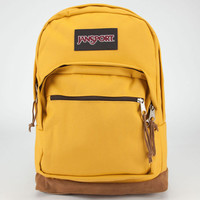 Jansport Right Pack Backpack Yellow Jacket One Size For Men 23736560001