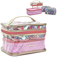 Sweetly Surprised 4pc Train Case