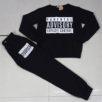 PARENTAL ADVISORY SET