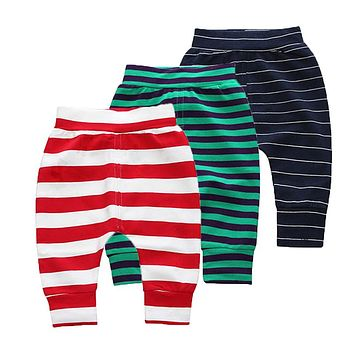 Baby Boy Clothes Baby Trousers Summer Baby Girl Clothes Infant Kids Clothing
