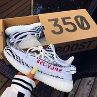 Adidas Yeezy 350 V2 Boots Tide brand wild personality sneakers