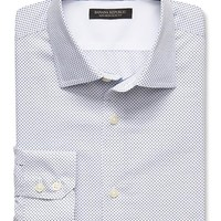 Slim Fit Non Iron Diamond Shirt