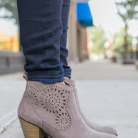 Lucky Break Booties