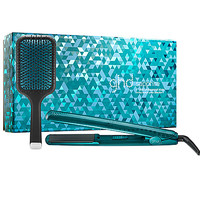 """ghd Jewel Collection 1"""" Gold Professional Styler in Blue Sapphire"""