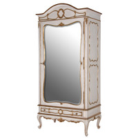 NEW! Palais Classical French Armoire