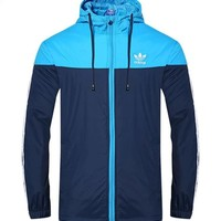 Adidas Mens woman Cotton Coat-7