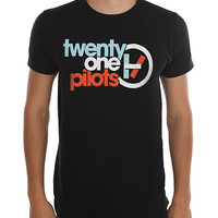 Twenty One Pilots Logo T-Shirt