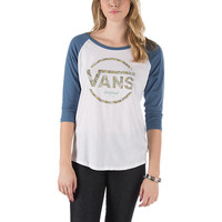 Geo Splitter Raglan T-Shirt | Shop T-Shirts & Tanks at Vans