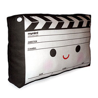 Mini Pillow - Movie Clapper
