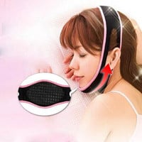 1 Pcs Face Lift Up Belt Sleeping Face-Lift Mask Massage Slimming Face Shaper Relaxation Facial Slimming Bandage