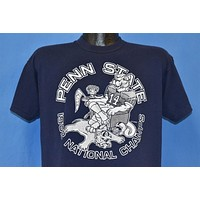 80s Penn State Nittany Lions '82 National Champs t-shirt Large