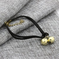 New Arrival Stylish Sexy Cute Shiny Jewelry Ladies Gift Korean Handcrafts Couple Bracelet Birthday Bells Hot Sale Anklet [10417791060]