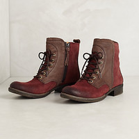 Cordovan Mountaineer Boots