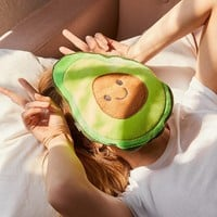 Huggable Avocado Cooling + Heating Pad | Urban Outfitters