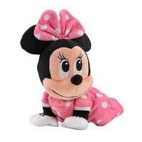 Fisher-Price Disney Baby: Minnie Mouse Musical Touch 'n Crawl