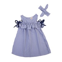 Hot Summer Toddler Kids Baby Party Dresses 82