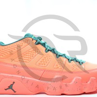 AIR JORDAN RETRO 9 LOW - BRIGHT MANGO