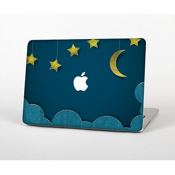 """The Paper Stars and Moon Skin for the Apple MacBook Pro Retina 13"""""""