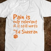 Ed Sheeran Quote Tee - C's Boutique