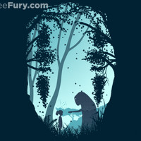 Lonely Spirit | TeeFury