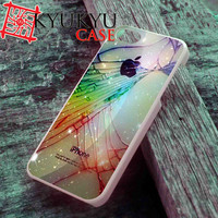 Galaxy Cracked Out - iPhone 4/4S, iPhone 5/5S, iPhone 5C Case and Samsung Galaxy S2 i9100, S3 i9300, S4 i9500 Case