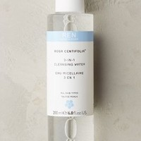 REN Clean Skincare Rosa Centifolia 3-in-1 Cleansing Water in White Size: One Size Bath & Body