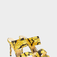 Versace Baroque SS'92 Print Sandals for Women | US Online Store