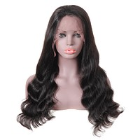 13x4 Lace Front Wigs Loose Wave Brazilian Remy Human Hair Wigs