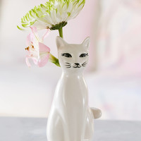 Kitty Bud Vase | Urban Outfitters