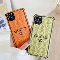 GG G Women's iPhone/7/8/11/12 Phone Case Cover