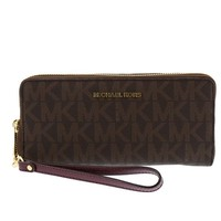 MICHAEL Michael Kors Jet Set Signature Travel Continental Wallet