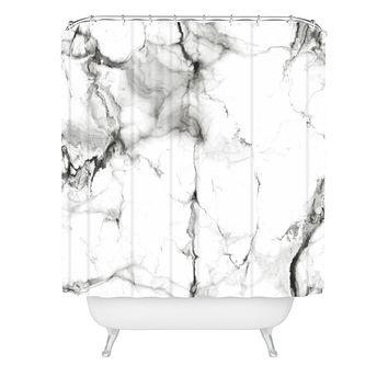 Chelsea Victoria Marble Shower Curtain