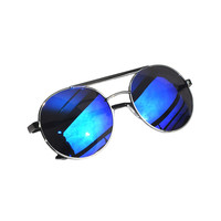 BLUE REFLECTION SUNGLASSES