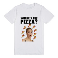 "Jennifer Lawrence ""Where'S The Pizza?"""