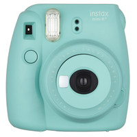 Fujifilm instax mini 8+ Camera - Mint (Green)