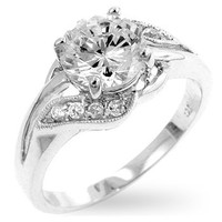 Elegant Engagement Ring