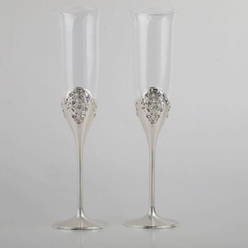 Wine Glasses set Champagne glasses