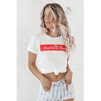 BuddyLove Harrison Graphic Tee - Iced Cold Beers
