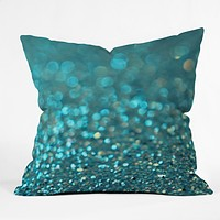 Lisa Argyropoulos Aquios Throw Pillow