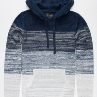 Retrofit Alan Mens Sweater Blue  In Sizes