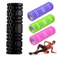 High Density Trigger Point Massaging Foam Yoga Roller