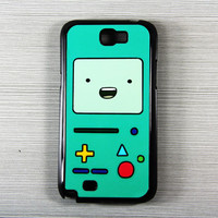 Adventure Time Beemo BMO Samsung Galaxy Note 2 Hard Case