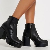 UO Leo Platform Boot | Urban Outfitters