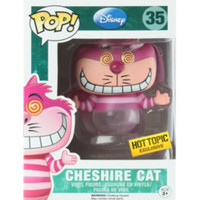 Funko Disney Alice In Wonderland Pop! Cheshire Cat Vinyl Figure Hot Topic Exclusive