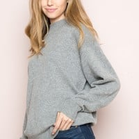 Marlene Turtleneck Sweater - Pullovers - Sweaters - Clothing