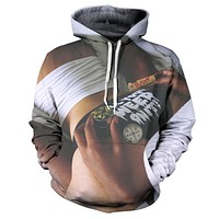 Roll Your Weed On It Hoodie