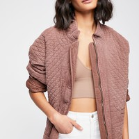 Sarah Quilted Jacket